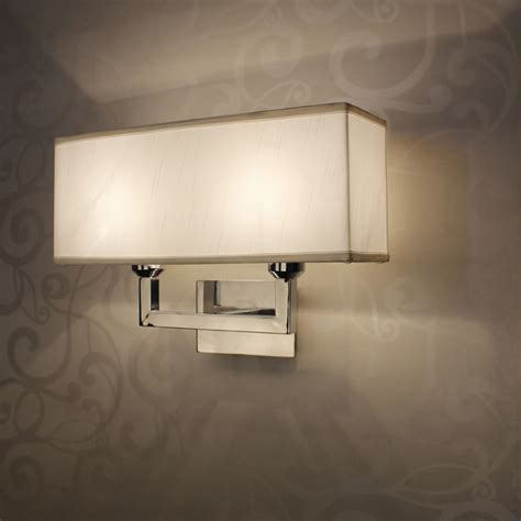Wall Lights For Bedrooms Modern Rectangle Wall L E27 Restroom Bathroom Bedroom