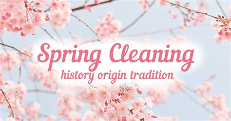 when does spring cleaning start when does spring cleaning start spring clean your life 4