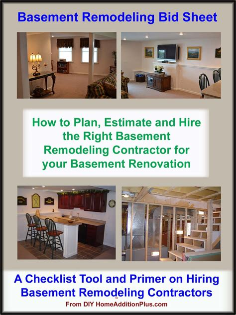 home addition locate a basement remodeling contractor and