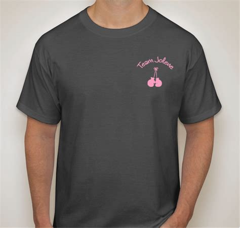 T Shirt Hallen Name team jolene custom ink fundraising