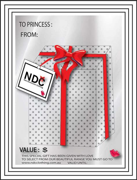 Good Gift Cards For Girls - 300 ndc clothing gift voucher ndc clothing australian kids wear
