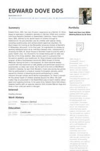Dentist Associate Sle Resume by Pediatric Cover Letter Exles