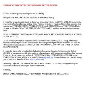 Thank You Letter After Meeting With Minister 30 thank you letter templates for scholarship donation to boss and