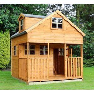 garden cottage playhouse childrens wooden playhouse large garden outdoor