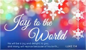 joy to the world ecard free christmas cards online