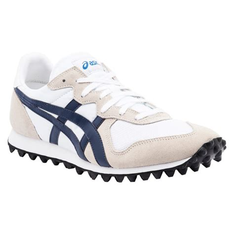 turf shoes asics tiger touch mens turf shoes white navy
