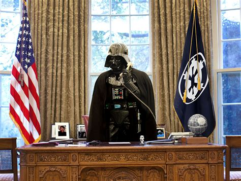 star wars office decor yoda darth vader and co as world leaders in star wars