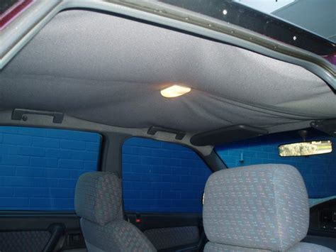 Car Upholstery Perth - car roof liner repair perth
