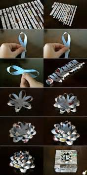 a craft idea how to make a gift bow dump a day