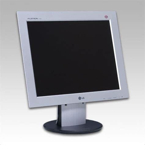 Monitor Lcd Lg 15 monitor lcd lg 15 quadrado semi novo 1 ano garantia