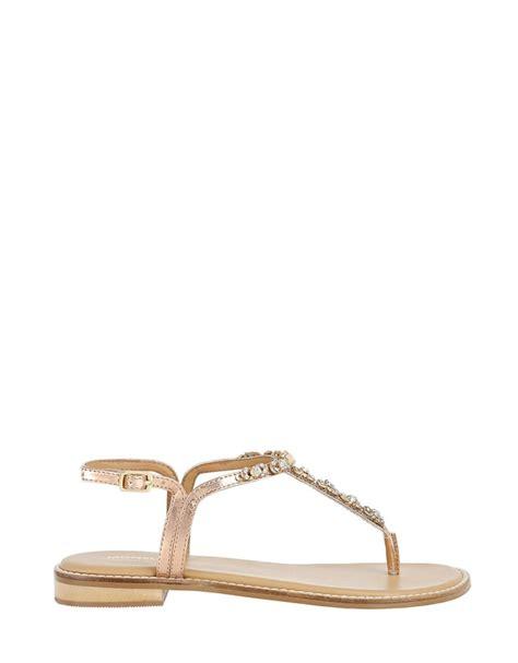 Monsoon Jewelled Sandals by Norah T Bar Sandal Endource