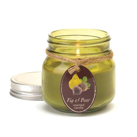 Wholesale Candles Wholesale Fig Pear Jar Candle Buy Wholesale Candles