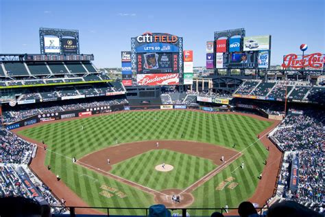 citi field home of the mets editorial photo image 16415496