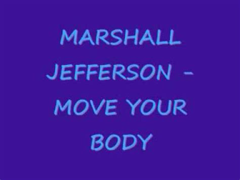 move your body house music full download soulful house sydney marshall jefferson move your body our house