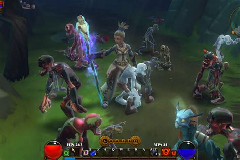 torch light torchlight 2 mod adds monsters dungeons a class and