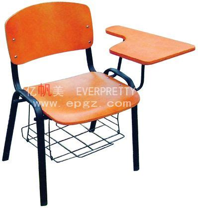 school armchair school student plywood chairs with tables attached with