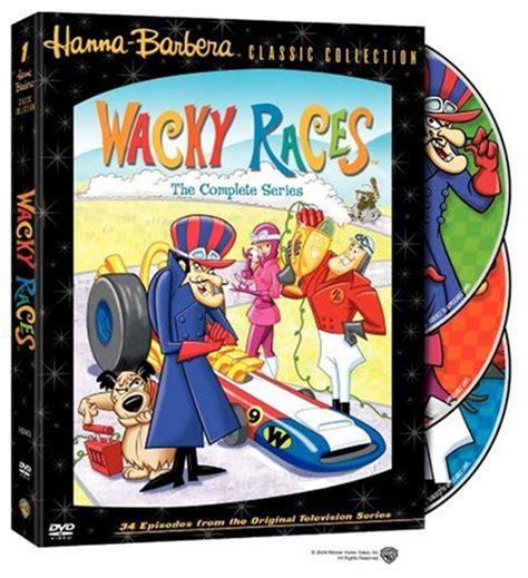 Strato Sabrina Top wacky races le corse pazze vol 1 2 e 3