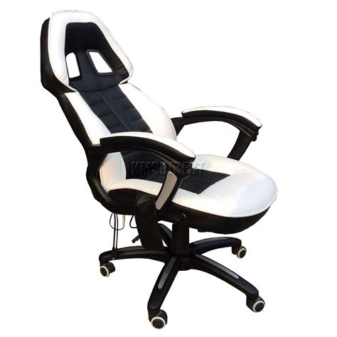 foxhunter 6 point office computer chair reclining