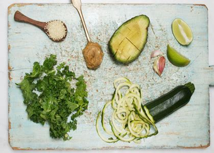 Lime And Olive Detox by Recipe Detox Avocado Miso And Lime Courgetti Sportsister