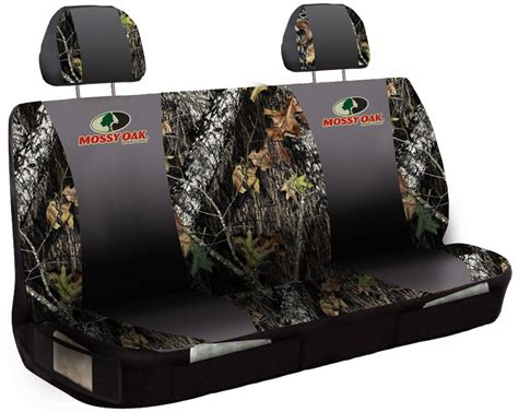 mossy oak bench seat covers covers etrailer com
