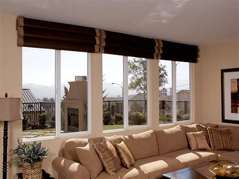 living room window treatments ideas house experience