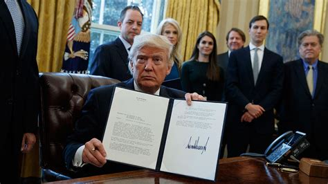 Executive Order signs three executive orders in one day the