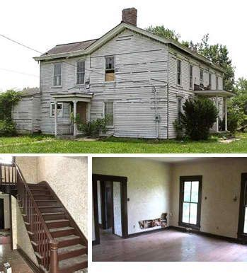 farmhouse for sale in indiana for sale benton jacob farmhouse jeffersonville indiana 1 forgotten places