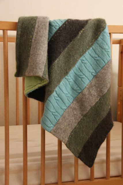 Pulli Als Decke by Decke Aus Alten Pullis N 228 Hen Pulli