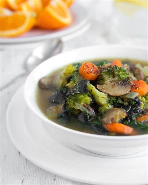 Ms Detox Soup by Oh She Glows Cookbook Giveaway Eat Your Greens Detox