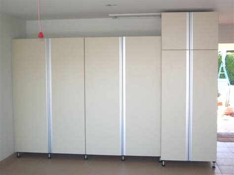 Garage Storage Cabinets How To Build Wood Garage Storage Cabinets