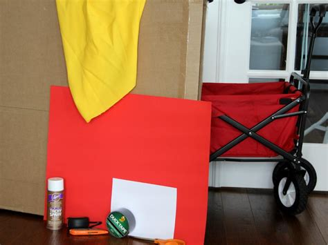 turn  wagon   school bus  halloween diy
