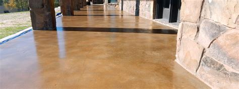 Concrete Design, Stained Flooring, Longview TX, Tyler TX