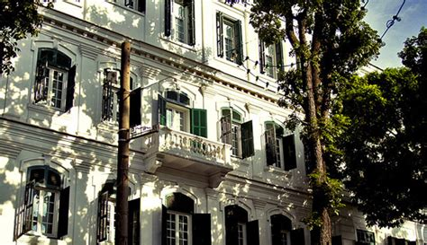 Country Homes And Interiors Magazine a trio of french colonial sites in hanoi travel