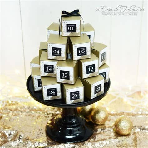 Adventskalender Zahlen Aufkleber Gold by Adventskalender Zahlenaufkleber Marmor Gold Casa Di
