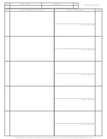 anime storyboard template free storyboard template by reggiewolfpro on deviantart