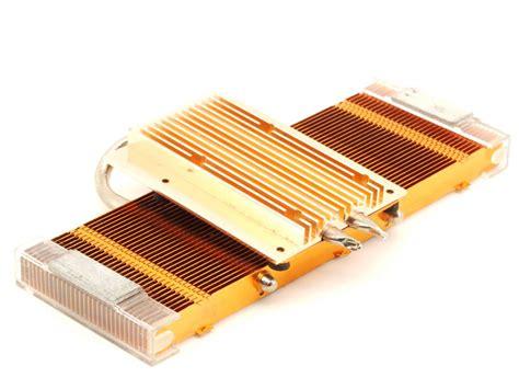 Gpu Heat Sink by Ati Nvidia Video Card Gpu Cooler Heatsink Vga Chip