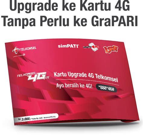 Kartu Perdana Simpati Pulsa 10rb Nomor Sim Card Telkomsel Segel Baru cara ganti kartu perdana telkomsel untuk upgrade 3g ke 4g tanpa harus ke grapari tabir