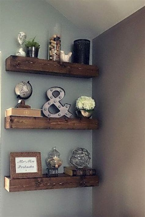 shelf decorations wall shelves floating wall shelves decorating ideas