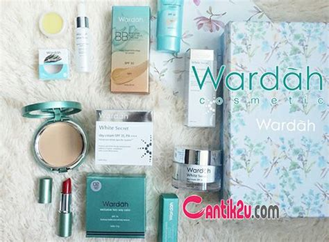 Daftar Make Up Wardah harga makeup kit wardah makeup daily
