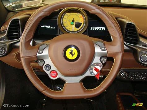 Ferrari 458 Steering Wheel