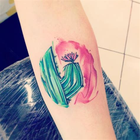 watercolor tattoo vegas best 20 cactus ideas on plant