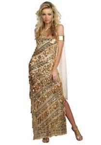 Hera Lighting Women S Golden Goddess Costume