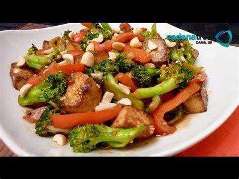 cocinar tofu firme receta de como preparar tofu stir fry receta de tofu