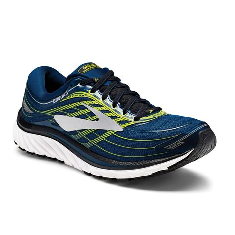 glycerin mens running shoes glycerin 15 mens running shoes blue lime silver