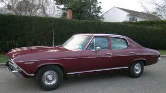 1969 chevrolet chevelle malibu sedan 4 door 5 0l classic