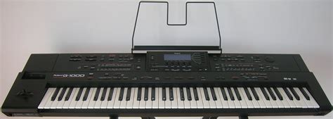Keyboard Roland G 1000 roland g 1000 image 281427 audiofanzine