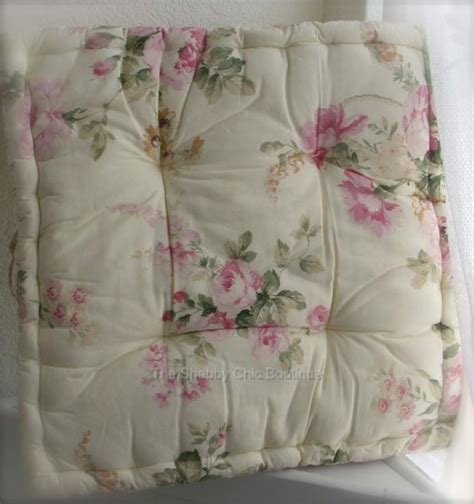 shabby chic ruffled chair cushions shabby chic dining chair cushions on sale rocking chair