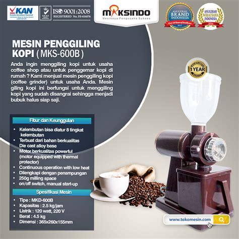 Grinder Coffee Murah daftar mesin penggiling kopi terbaru harga murah toko
