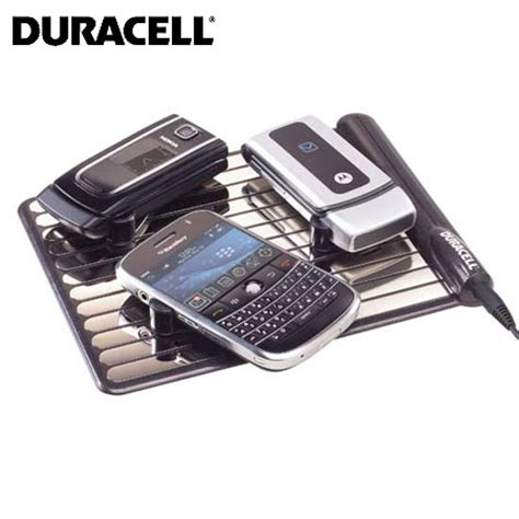 duracell mygrid wireless charging pad