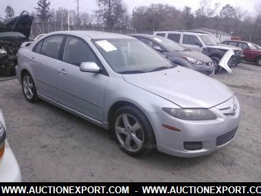 how to work on cars 2008 mazda b series interior lighting used 2008 mazda 6 mazda hatchback 4 door car for sale at auctionexport